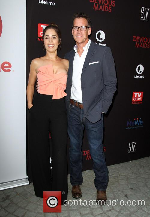 Ana Ortiz and James Denton 4