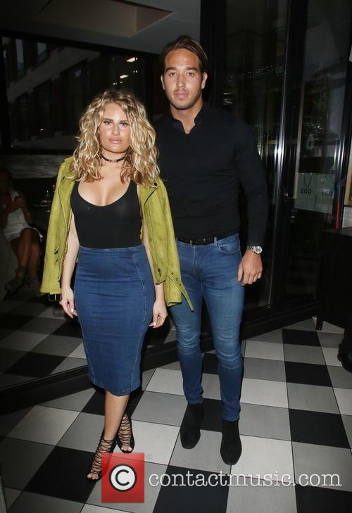 Danielle Armstrong and James Locke 5