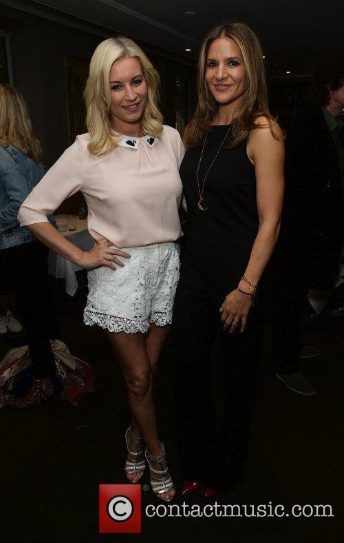 Denise Van Outen and Fearne Cotton 1