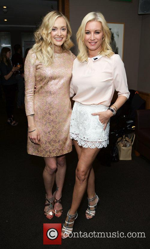 Fearne Cotton and Denise Van Outen 6