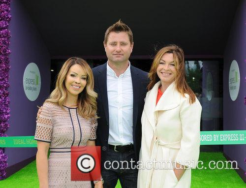 Katie Piper, George Clarke and Suzi Perry 2