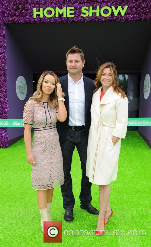 Katie Piper, George Clarke and Suzi Perry 3