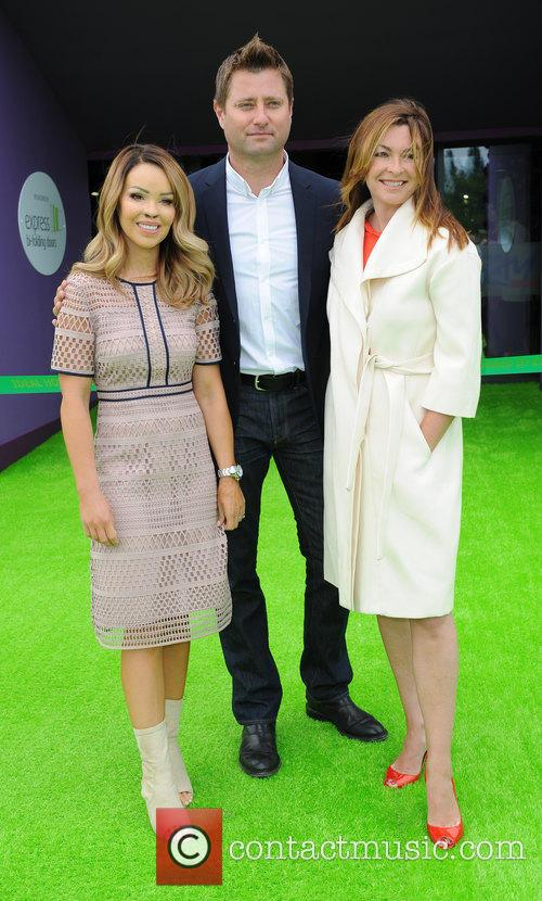 Katie Piper, George Clarke and Suzi Perry 4