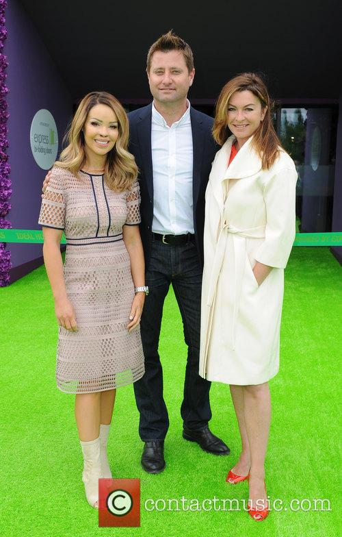 Katie Piper, George Clarke and Suzi Perry 6