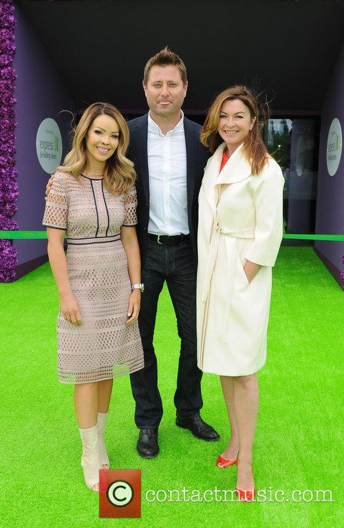 Katie Piper, George Clarke and Suzi Perry 7