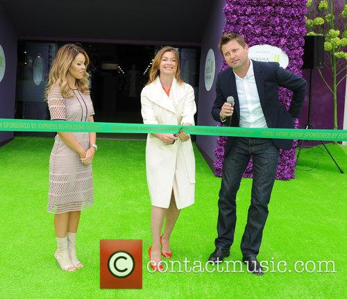 Katie Piper, George Clarke and Suzi Perry 11