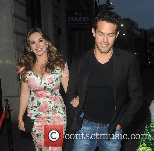 Kelly Brook and Jeremy Parisi 2