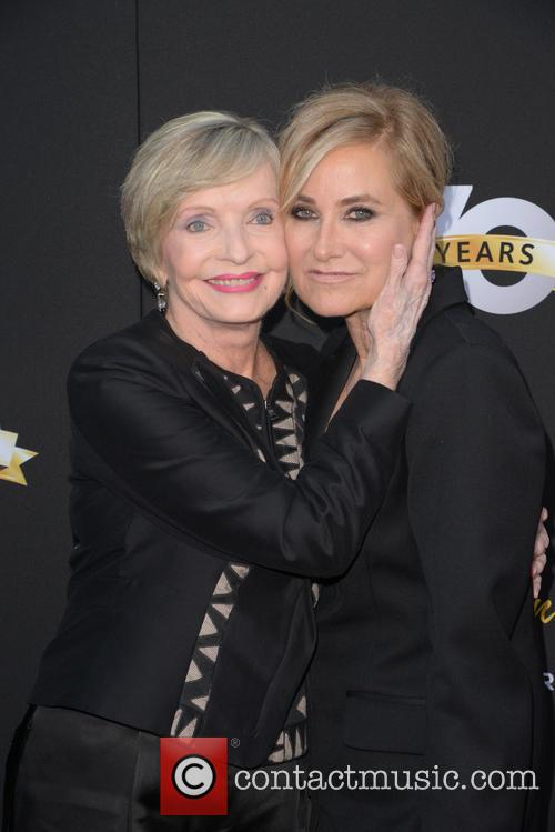 Florence Henderson and Maureen Mccormick 2