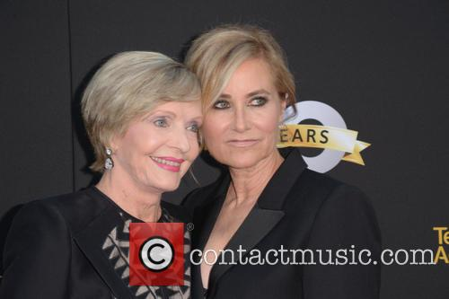 Florence Henderson and Maureen Mccormick 4