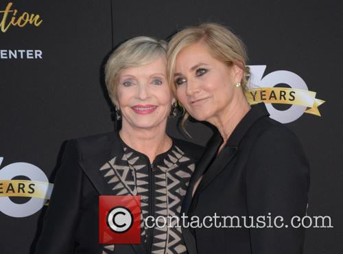 Florence Henderson and Maureen Mccormick 5