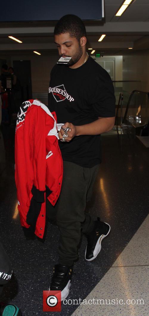 Shea Jackson and Ice Cube 2