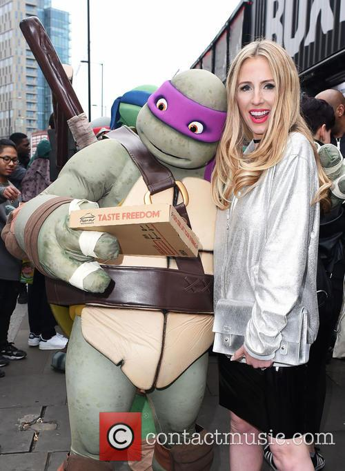 Teenage Mutant Ninja Turtles and Naomi Isted 4