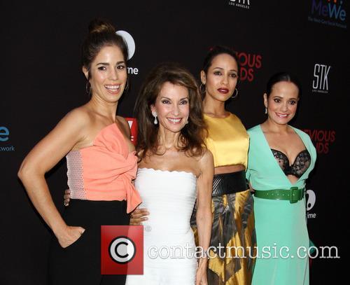 Ana Ortiz, Susan Lucci, Judy Reyes and Dania Ramirez 4