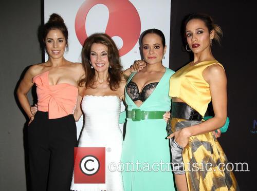 Ana Ortiz, Susan Lucci, Judy Reyes and Dania Ramirez 7