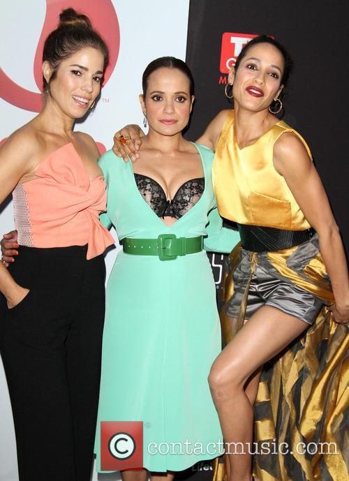 Ana Ortiz, Judy Reyes and Dania Ramirez 10