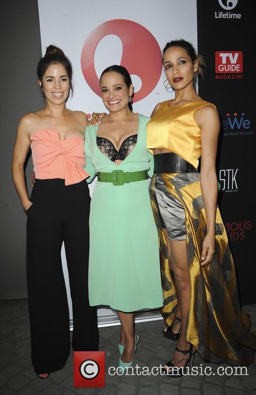 Ana Ortiz, Judy Reyes and Dania Ramirez 1