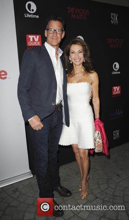 James Denton and Susan Lucci 1