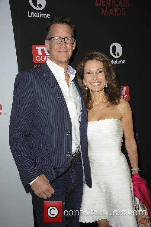 James Denton and Susan Lucci 2