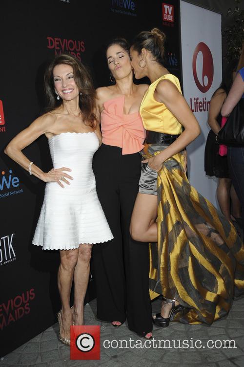 Susan Lucci, Ana Ortiz and Dania Ramirez 1