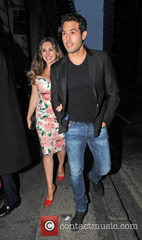 Kelly Brook and Jeremy Parisi 5