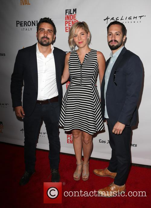 Daniel Posada, Samantha Castellano and Jason Tamasco 1