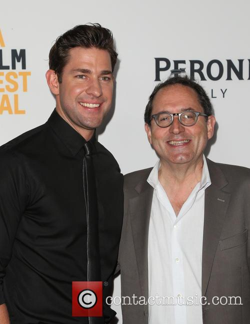John Krasinski and Michael Barker 10