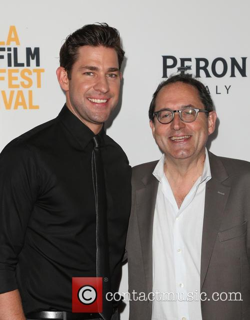 John Krasinski and Michael Barker 11