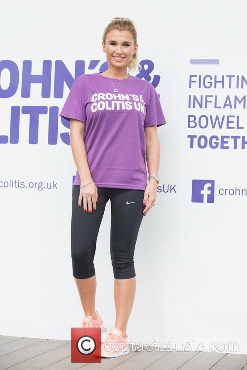 Sam Faiers and Billie Faiers launch WALK IT...