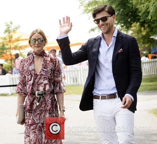 Olivia Palermo and Johannes Huebl 4