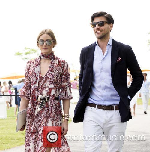 Olivia Palermo and Johannes Huebl 9