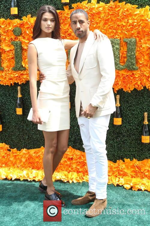 Daniela Braga and Ryan Leslie