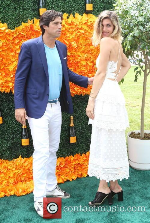 Nacho Figueras and Delfina Blaquier 1