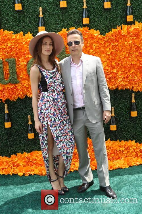 Lana Zakocela and Justin Etzin 1