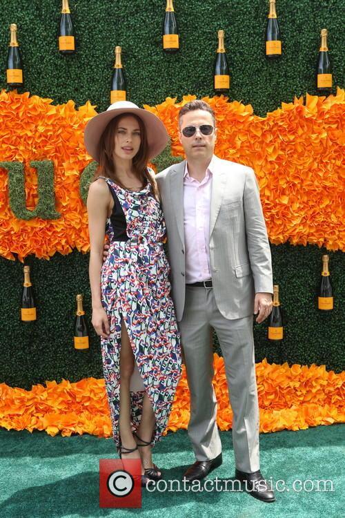 Lana Zakocela and Justin Etzin 2