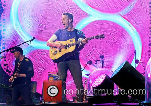 Coldplay and Chris Martin 2
