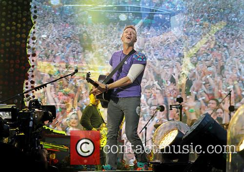Coldplay and Chris Martin 7