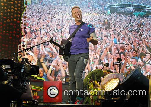 Coldplay and Chris Martin 9