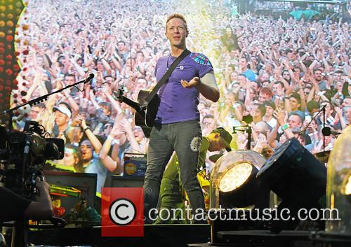 Coldplay and Chris Martin 10