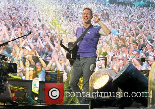 Coldplay and Chris Martin 11