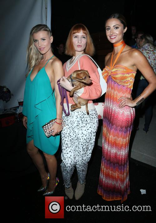 Joanna Krupa, Breeda Wool and Katie Cleary 2