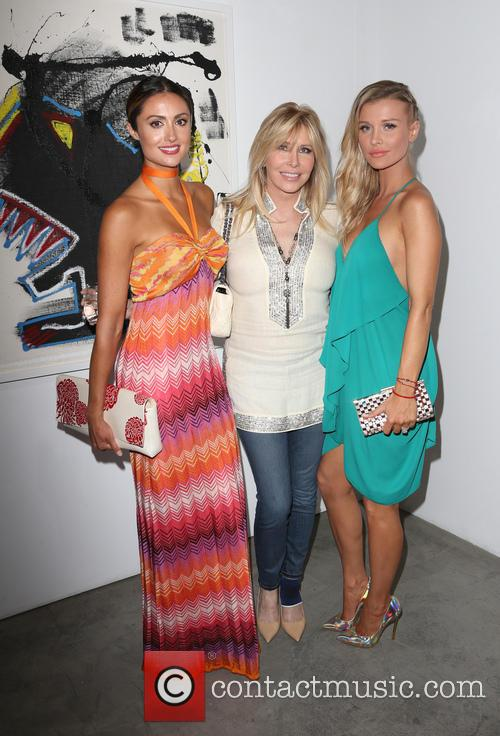 Katie Cleary, Lisa Gastineau and Joanna Krupa