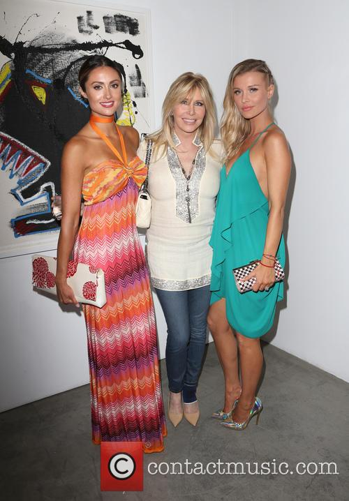Katie Cleary, Lisa Gastineau and Joanna Krupa 2