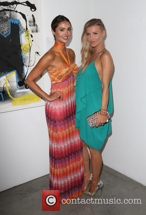 Katie Cleary and Joanna Krupa 7
