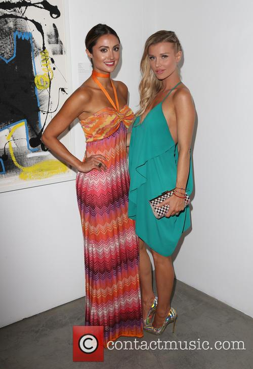 Katie Cleary and Joanna Krupa 8