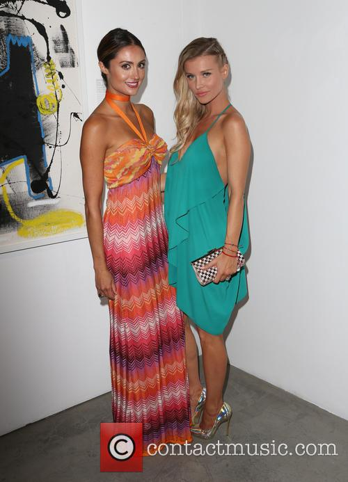 Katie Cleary and Joanna Krupa 9