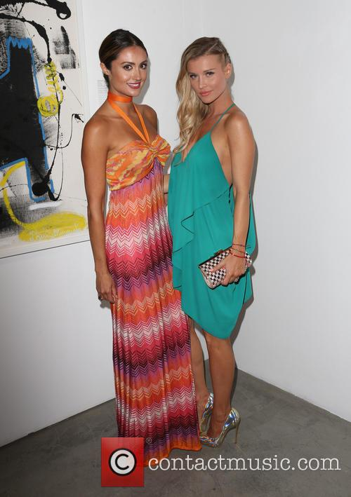 Katie Cleary and Joanna Krupa 10