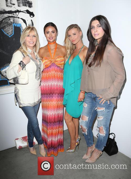 Lisa Gastineau, Katie Cleary, Joanna Krupa and Brittny Gastineau 1