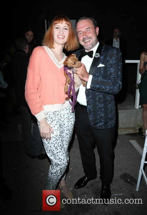 Breeda Wool and David Arquette 1