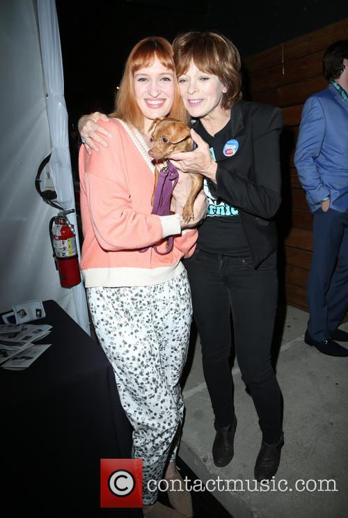 Breeda Wool and Frances Fisher 5