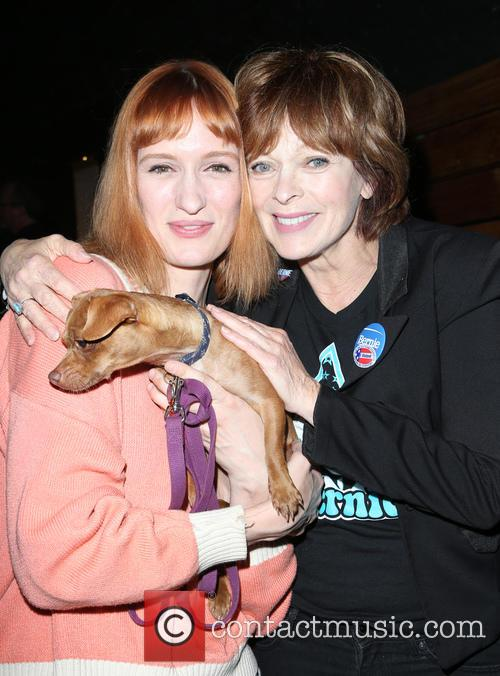 Breeda Wool and Frances Fisher 6